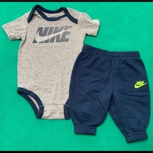 Baby Boy Nike Outfit